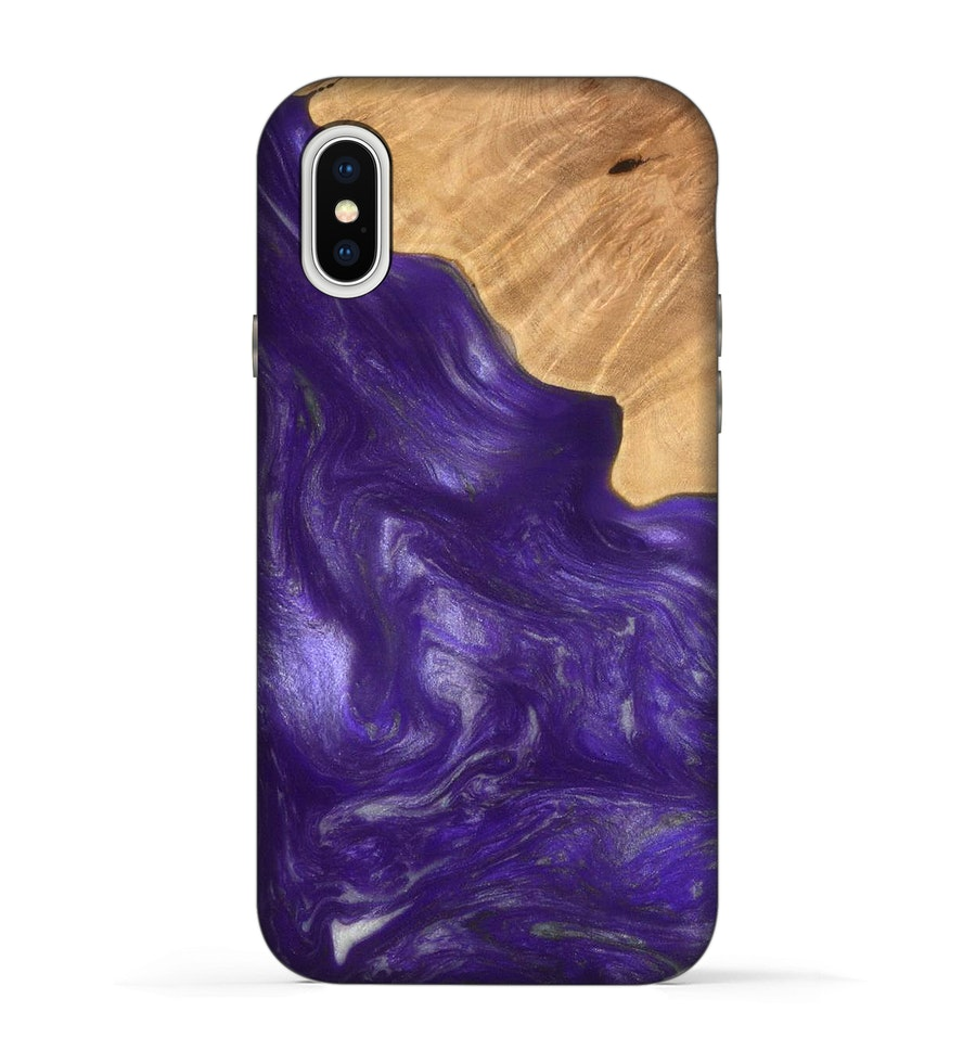 Lake Park - 002966 - Live Edge Phone Case