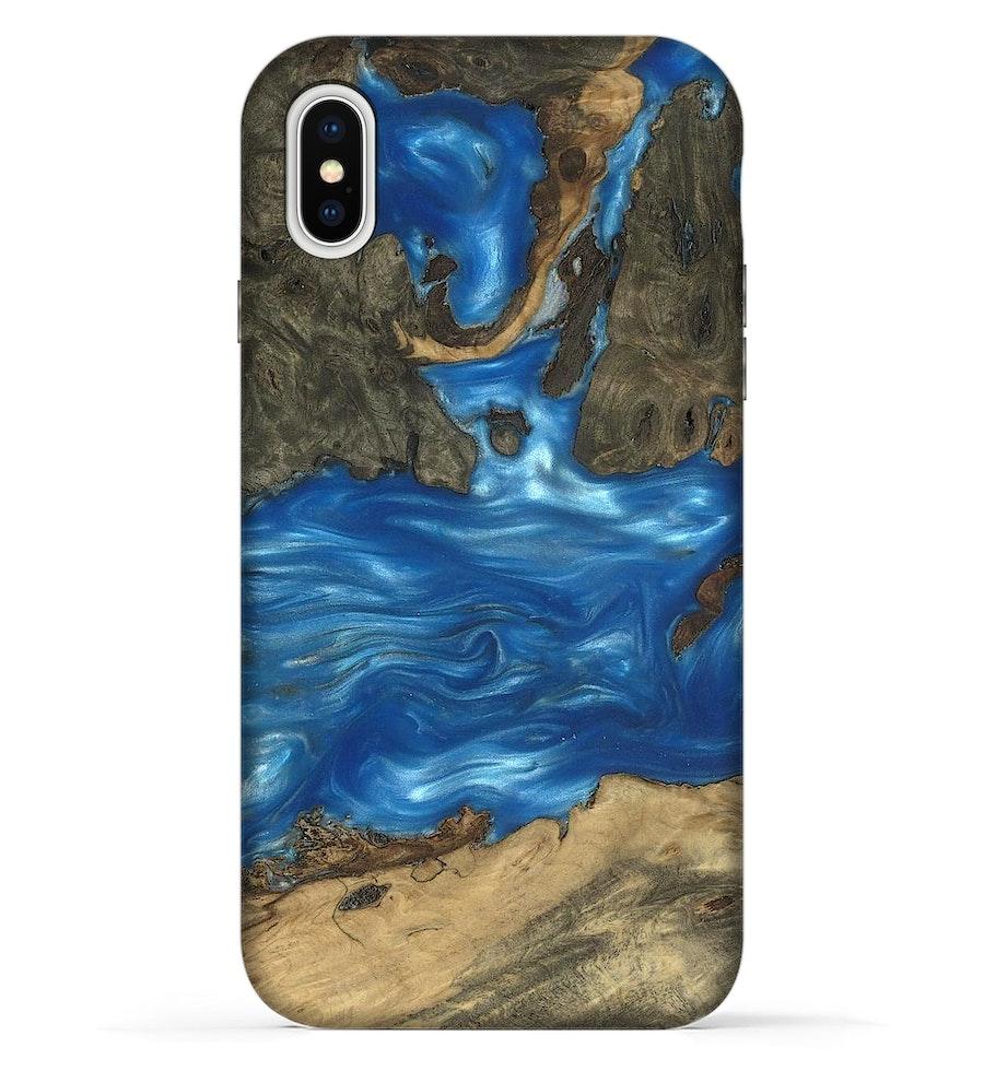 Shoshone - 002855 - Live Edge Phone Case