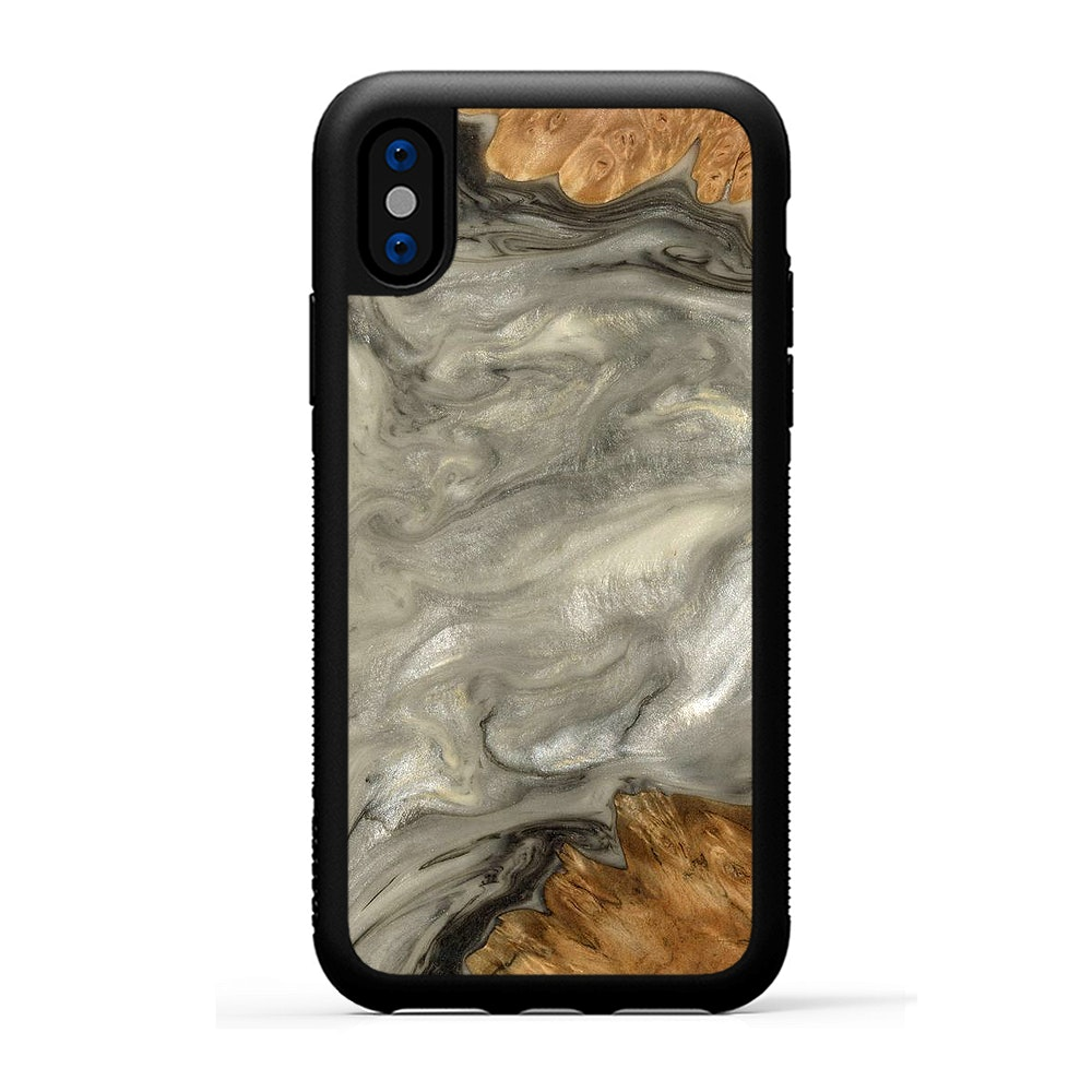 8034ed6e0 Wood+Resin Phone Case - Benita (066411) - Carved