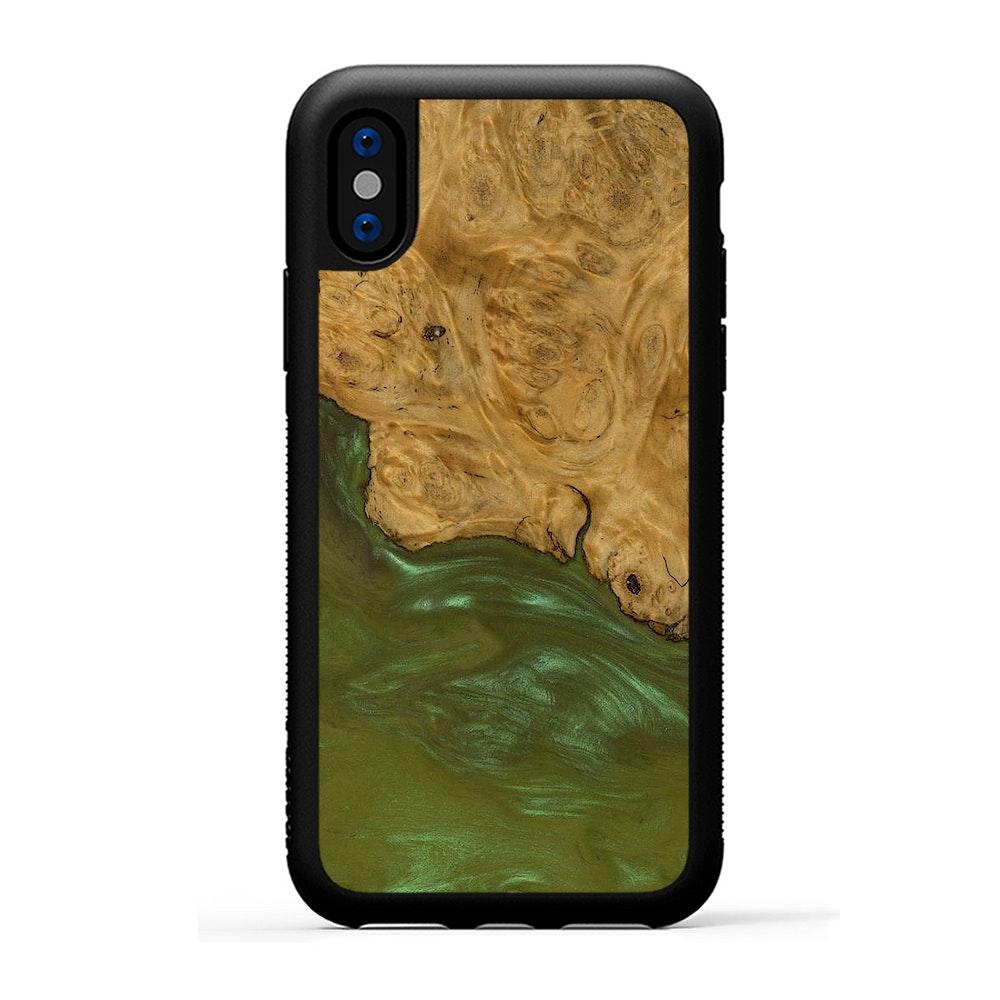 Gwendolen (063942) - Wood+Resin Slice